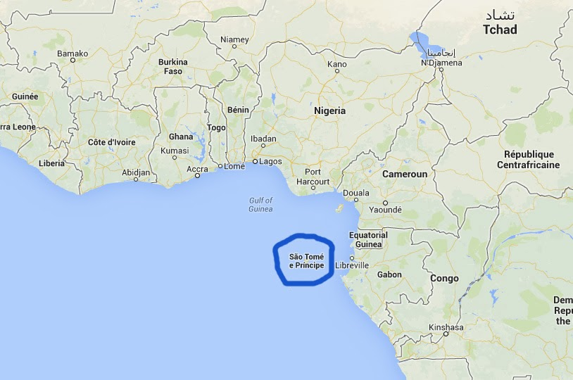 The BlogTick Phenomenon São Tomé And Príncipe And BuckTick - What is the smallest country in africa