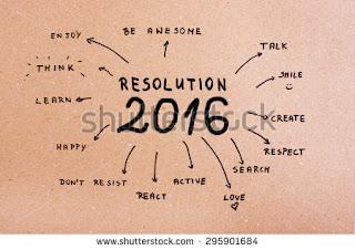 Resolusi Tahun Baru 2016