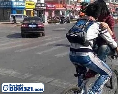 Cara Romantik Menaiki Basikal Bersama Pasangan
