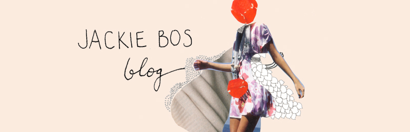 jackie bos ~ blog