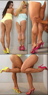 Calf Muscle Models
