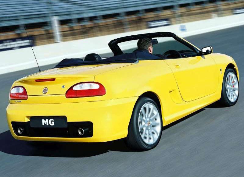 MG TF 160, 2003