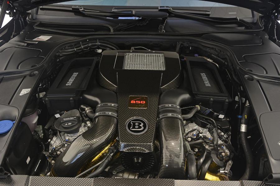 ブラバス、Sクラスクーペの850PSのカスタム仕様「BRABUS 850クーペ」を発表