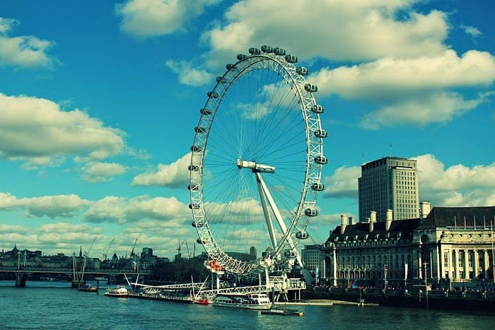 london eye, london fashion weekend, where to go in London