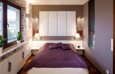 ideas decorar dormitorios pequeños