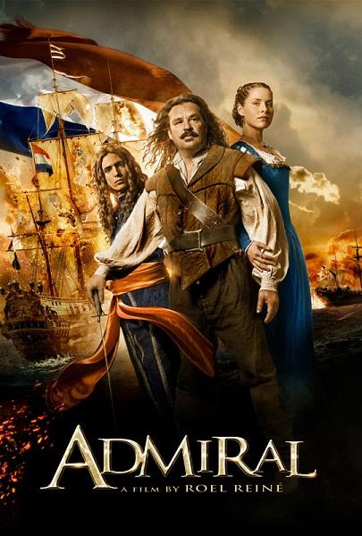 Film Admiral (Michiel de Ruyter) 2016 Bioskop