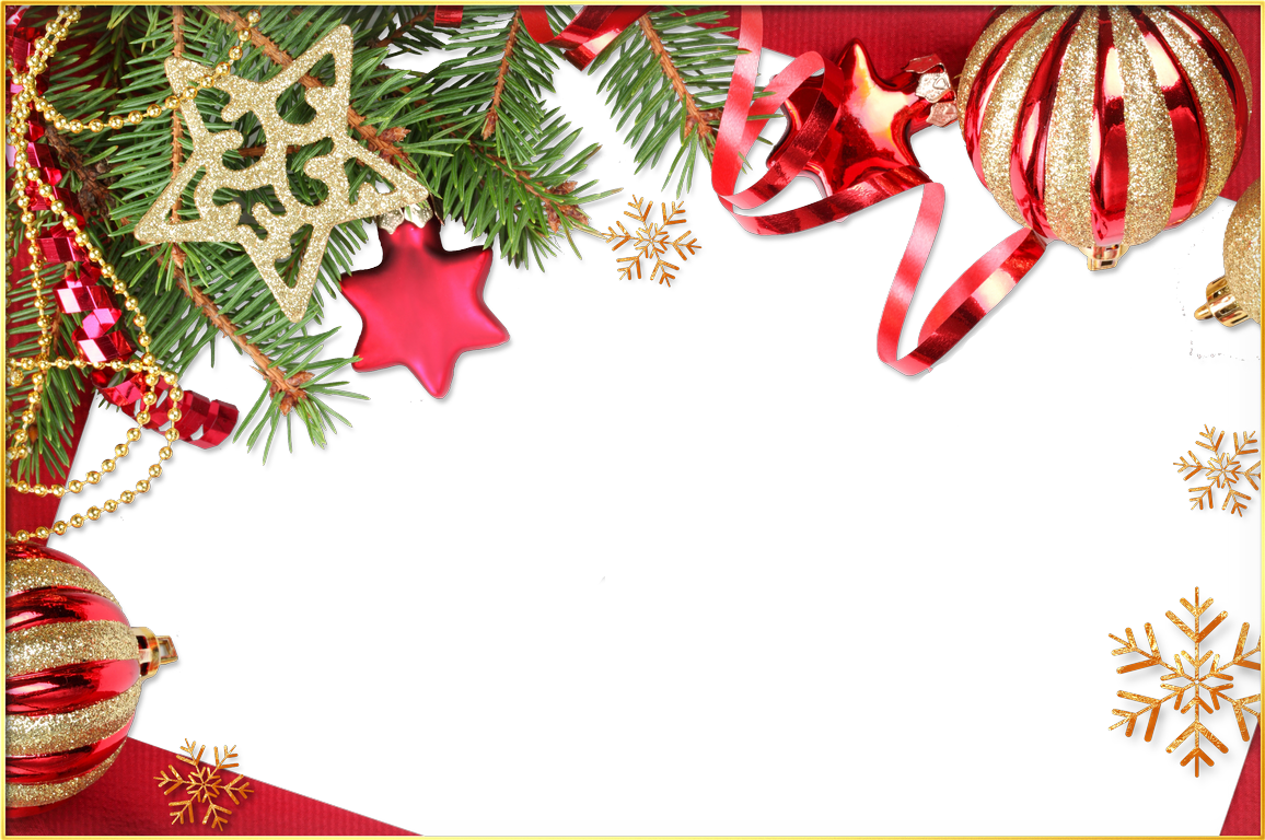 5 marcos de fotos de navidad color rojo marcos gratis - Decorar fotos de navidad gratis ...
