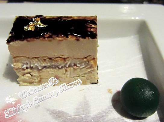 dbs supperclub mikuni fairmont unagi foie gras