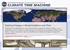 Παρατηρητήριο της κλιματικής αλλαγής, NASA