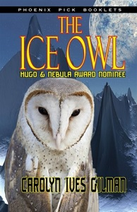 Portada original de The Ice Owl de Carolyn Ives Gilman