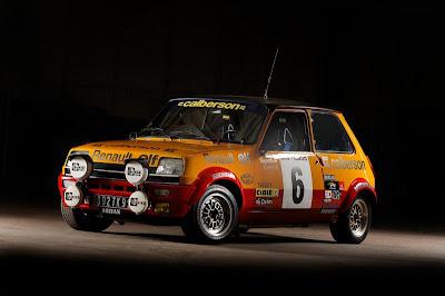 Renault 5 Alpine Calberson