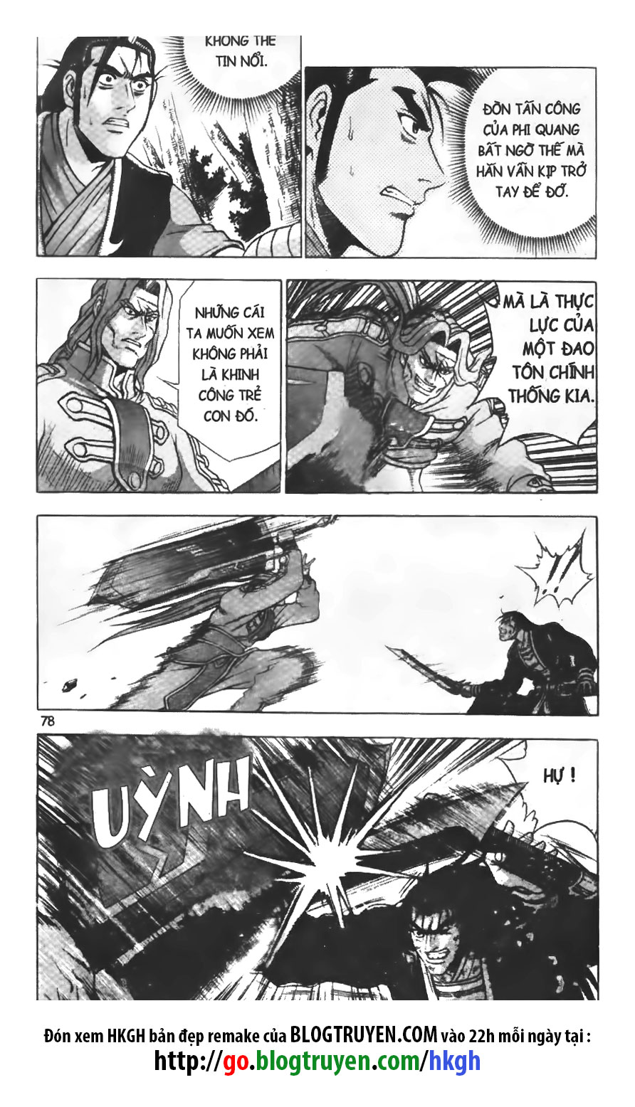 Hiệp Khách Giang Hồ chap 252 Trang 19 - Mangak.info