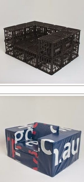 15 Ways to Upcycle Milk Crates   thee Kiss of Life Upcycling