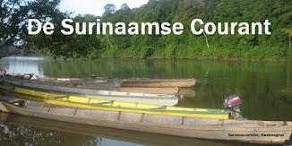 De Surinaamse Courant, dagelijkse selectie Surinaams, Latijns-Amerikaans en Caribisch nieuws: