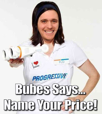 Bubes Says - Name Your Price