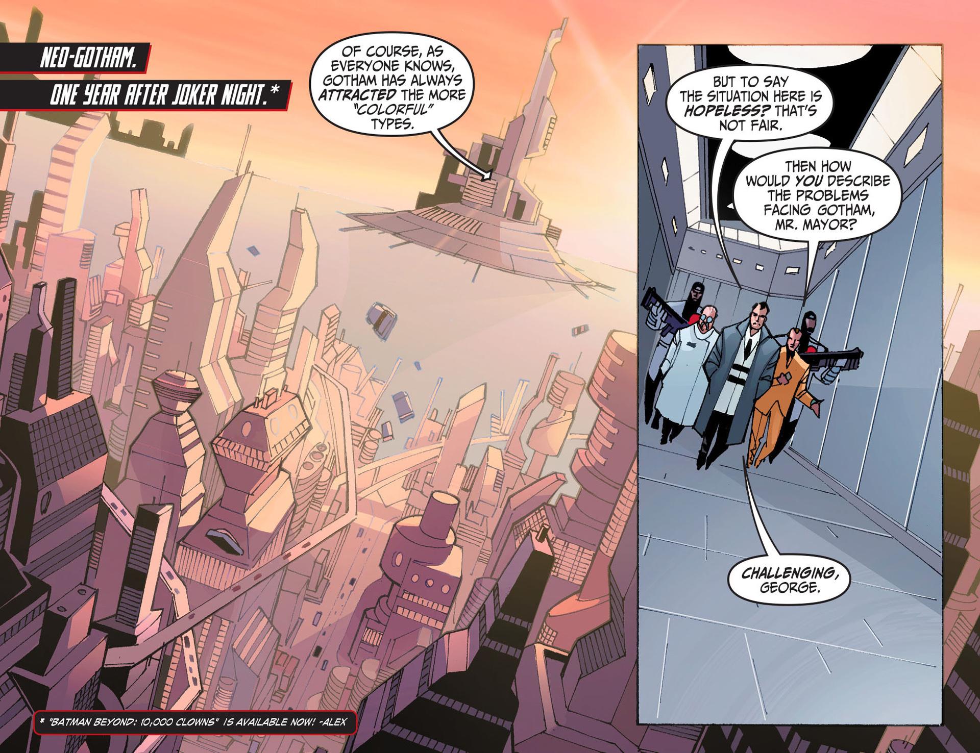 Batman Beyond 2.0 #1 #40 - English 3