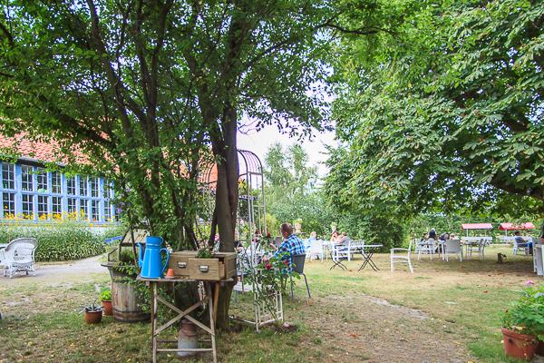 Amalie loves Denmark - Fru Pedersens Cafe auf Bornholm
