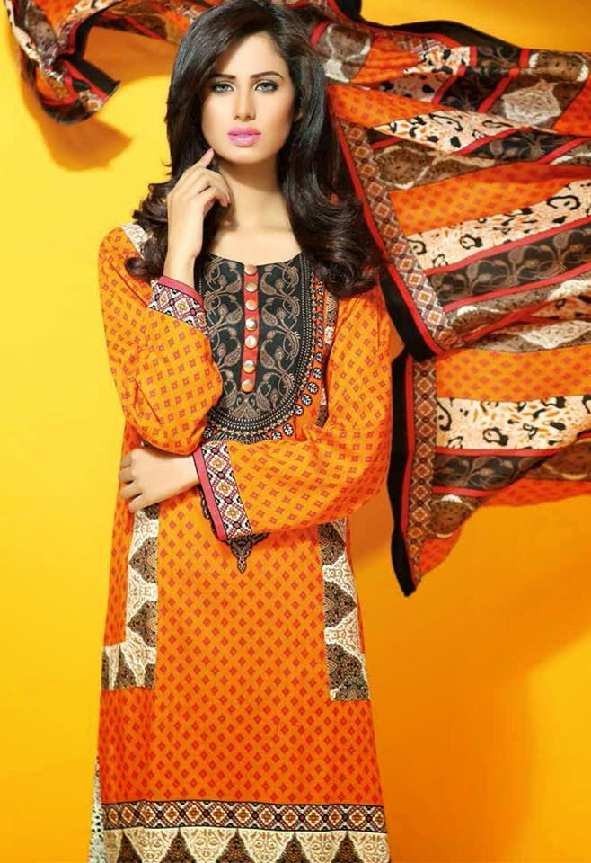 Libas lawn summer collection