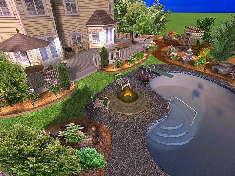 - Landscape Ideas - Trincherapoetica: Free Landscape Design Programs