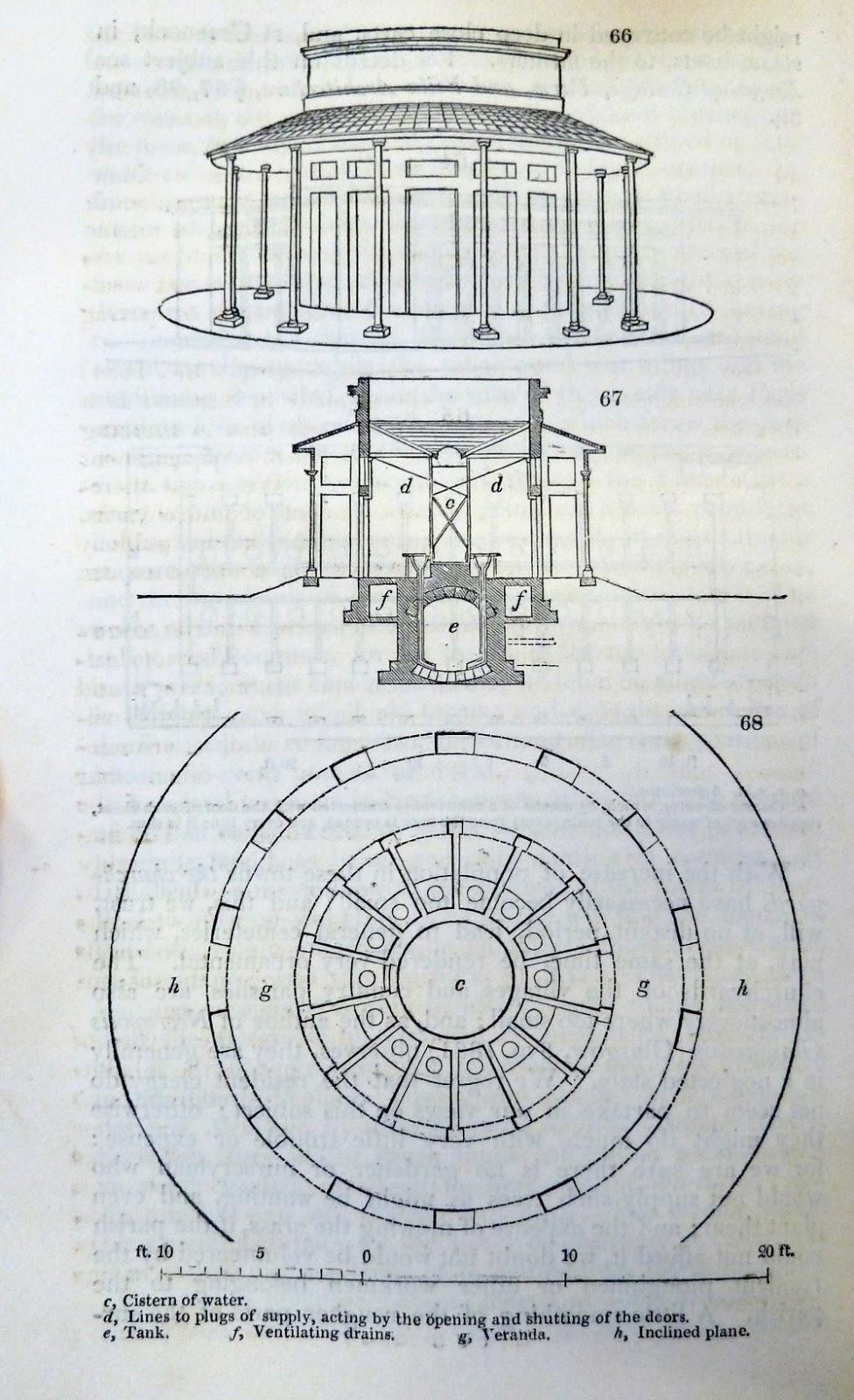 public toilet design plan. 1832 Toilet Plan The Cat s Meat Shop