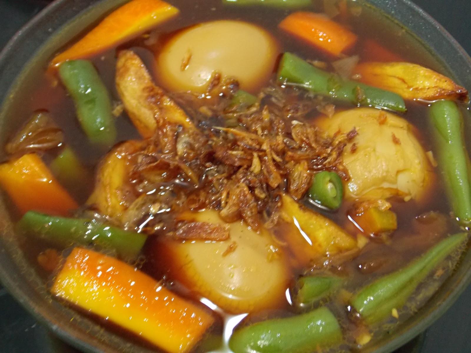 Resep Ayam Semur Goreng
