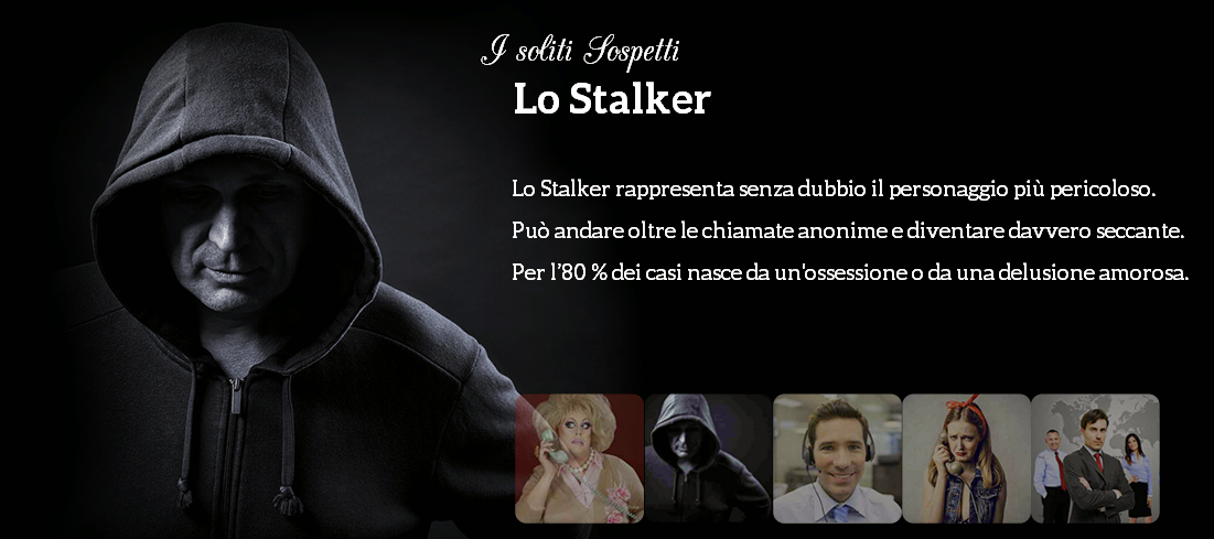Lo stalker - Whooming