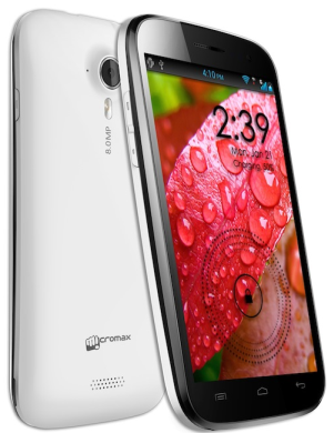 Micromax Canvas HD Available Now in India