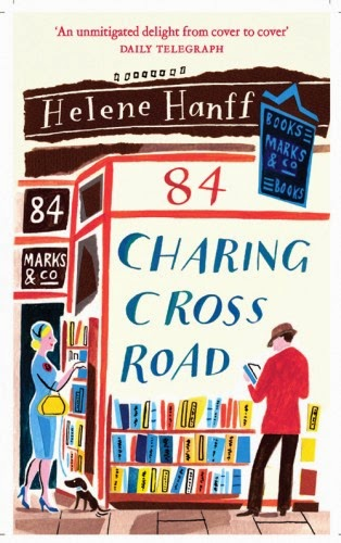 reseña 84 charing cross road helene hanff