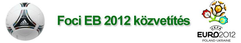 EB 2012 közvetítés
