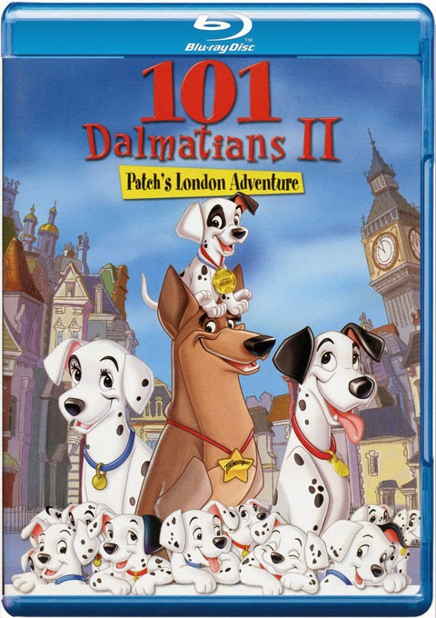 101 Dalmatians II Patch's London Adventure 2003 Hindi Dubbed Dual Audio BRRip 300mb