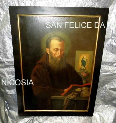 UN NUOVO QUADRO DI SAN FELICE DA NICOSIA