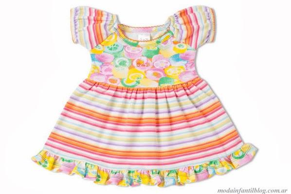 vestidos GdeB niñas primavera verano 2014