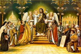 SANCTE JOSEPH, PATRONE S. ECCLESIAE, ORA PRO NOBIS