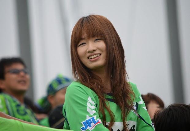 Suporter Wanita J.League - Gainare Tottori