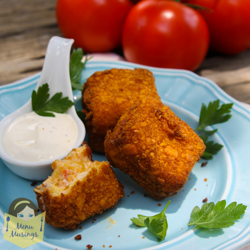 Menu Musings of a Modern American Mom: Fried Pimento ...