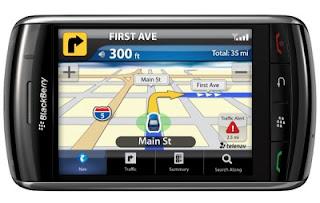 Kembalikan BlackBerry Maps Yang Hilang