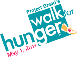 Support Team Dadventure as we Walk for Hunger