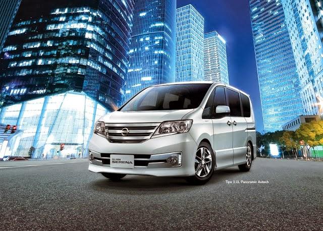 Nissan Motor Indonesia kembali meluncurkan generasi terbaru dari NISSAN ALL NEW SERENA. Nissan All New Serena Panoramic Autech diciptakan dengan penambahan Desain by Autech.