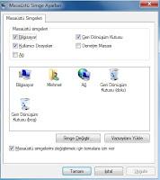 Windows Bilgisayarım gözükmüyor