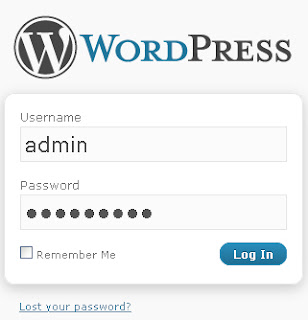 WordPress Login Problem