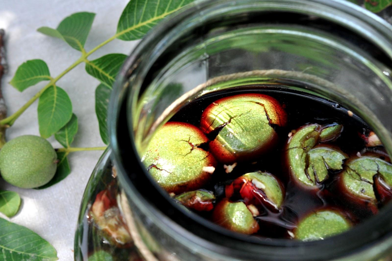 Варенье из зеленых (не спелых) грецких орехов. рецепт с фото 97