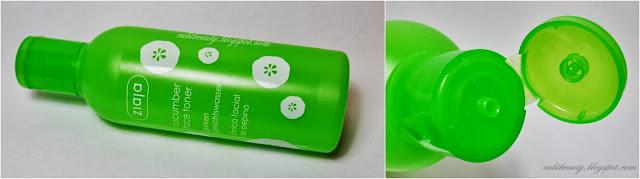 review reseña opinion personal ziaja tonico facial pepino cucumber piel mixta normal grasa rubibeauty