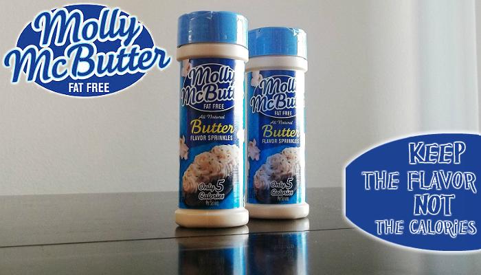 Molly McButter Butter Flavor Sprinkles