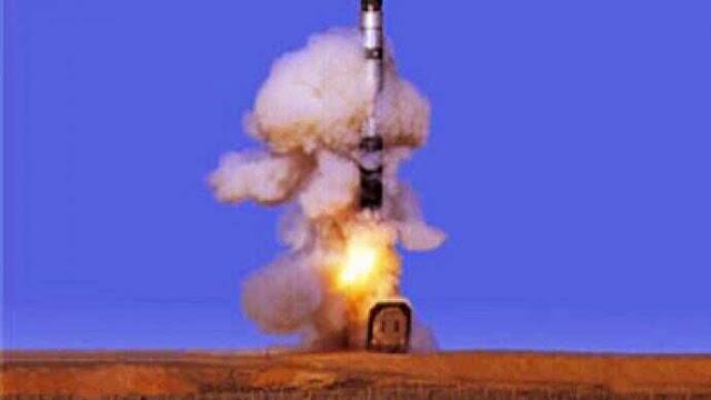 Tên lửa đạn đạo liên lục địa SS-18 Satan