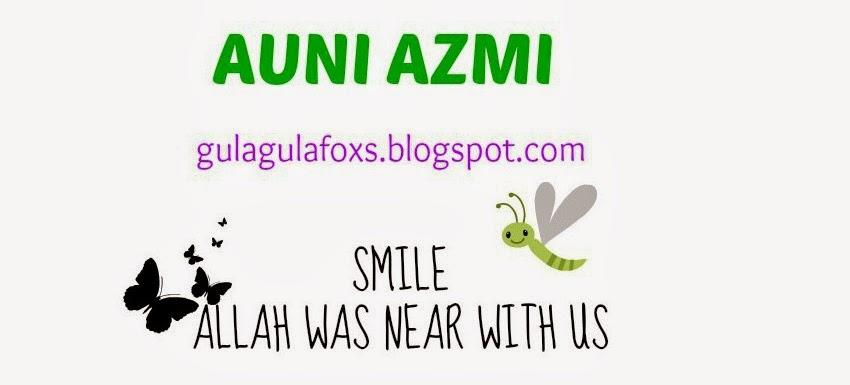 Asma' Auni Azmi