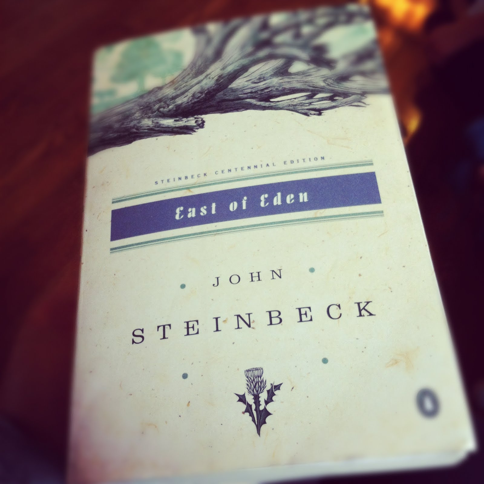 a literary analysis of john steinbecks novel east of eden