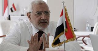 الدكتور عبد المنعم أبو الفتوح المرشح لرئاسة الجمهورية