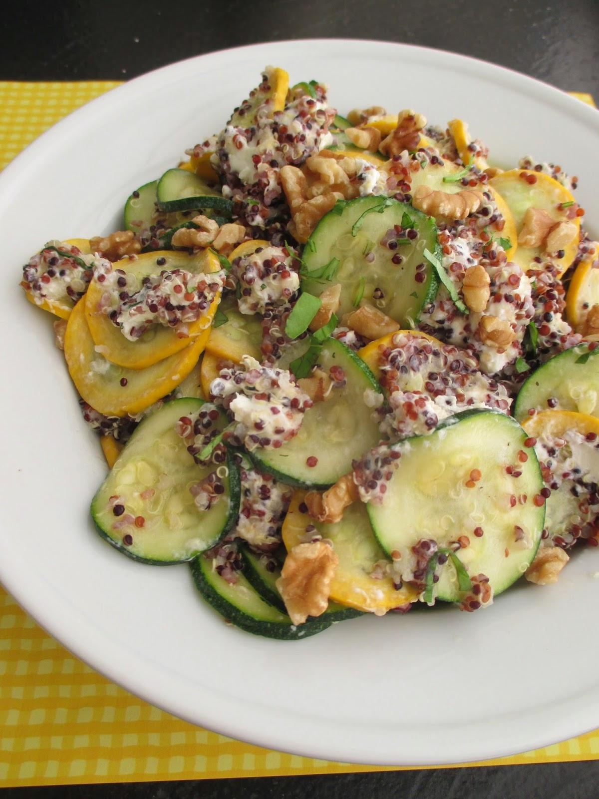 Indian Summer Squash Salad Recipes — Dishmaps