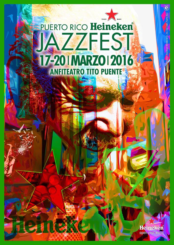 PR Heineken Jazz Fest 2016