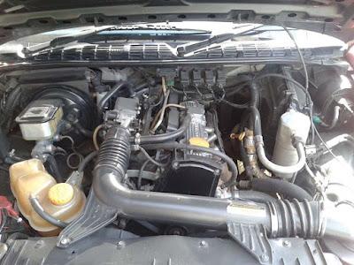 Foto san Gambar Mesin Opel Blazer SOHC
